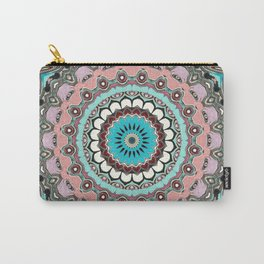 Intricate Layers Mandala Carry-All Pouch