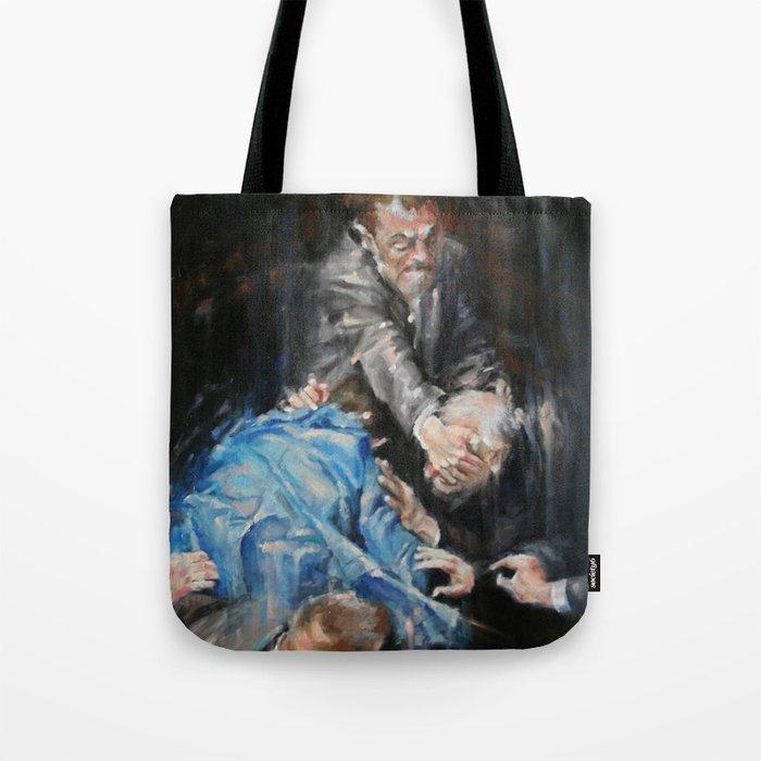 Demons Tote Bag