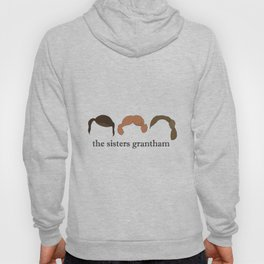 The Sisters Grantham: Downton Abbey Hoody