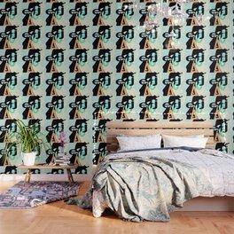 Pop Art Akt Wallpaper