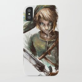 Link iPhone Case