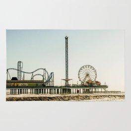 Pleasure Pier Rug