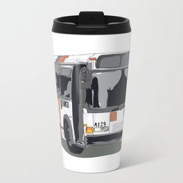 Bus Metal Travel Mug