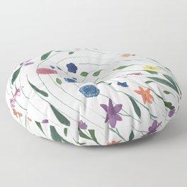 Green Thumb Floor Pillow
