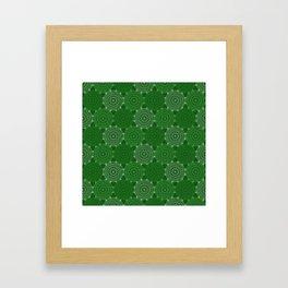 Op Art 45 Framed Art Print