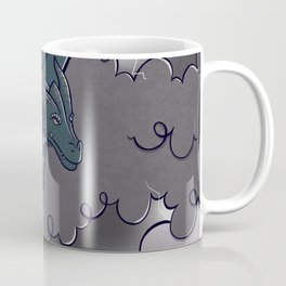 Dragon Warrior Coffee Mug