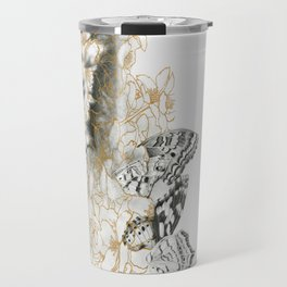 Epiphany in Bloom Travel Mug