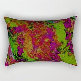 Into the Rabbit Hole Rectangular Pillow