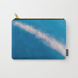 Blue Sky (Color) Carry-All Pouch