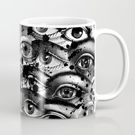 Watching You III Coffee Mug