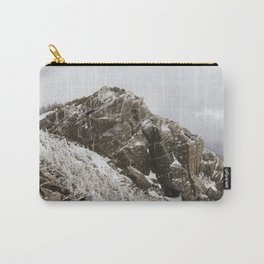 Winter on Mt. Liberty Carry-All Pouch