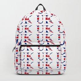UK 3- London,united kingdom,england,english,british,great britain,Glasgow,scotland,wales Backpack