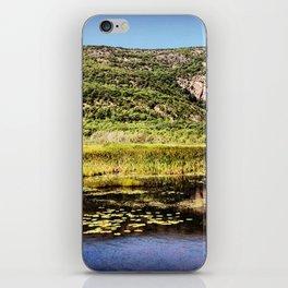 Precipice iPhone Skin