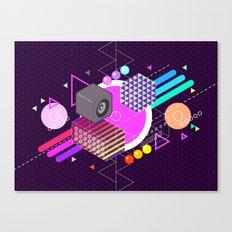 Tasty Visuals - Turn Me On Canvas Print