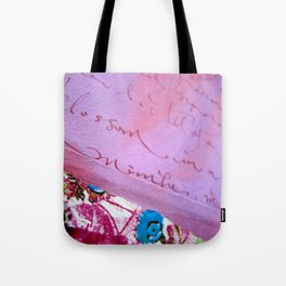 Blossom in Life  Tote Bag