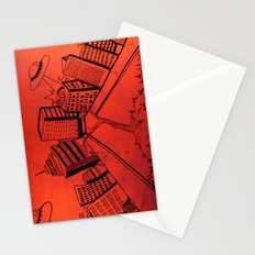 Crayliens Stationery Cards