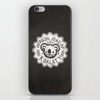 koala iPhone & iPod Skins featuring Koala by Ronan Lynam