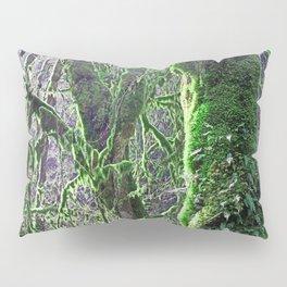 RAIN FOREST MAPLES IN SPRING 2 Pillow Sham