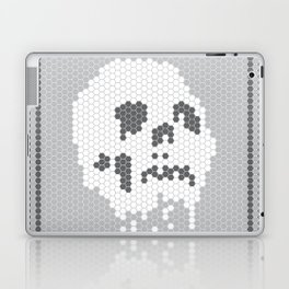 Skull Tile Laptop & iPad Skin
