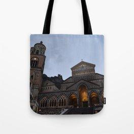cattedrale di amalfi Tote Bag