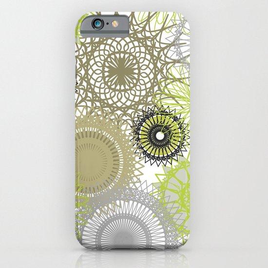 Modern Spiro Art #6 iPhone & iPod Case