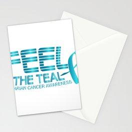 Ovarian Cancer Awareness Stationery Cards