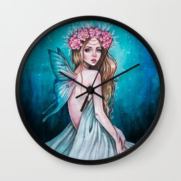 Vila Wall Clock