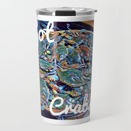 Got Crabs? Travel Mug