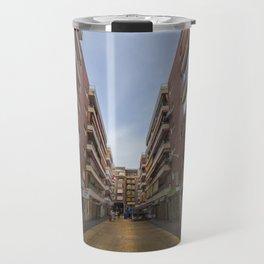 Spanish Plazza Travel Mug