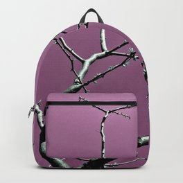 Reaching Violet Backpack