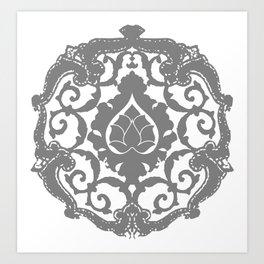 Renaissance Bronzino Decoration Art Print