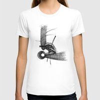 scott pilgrim T-shirts featuring Pilgrim I. by Dr. Lukas Brezak