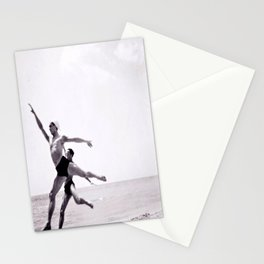 Ballet Monte-Carlo Beach Stationery Cards
