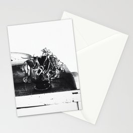 | still life - a study of the withered time | Stationery Cards