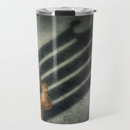 the pawns crown Travel Mug