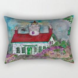 Battery Point Lighthouse Rectangular Pillow