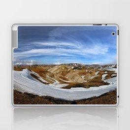 Landmannalaugar, Iceland Laptop & iPad Skin