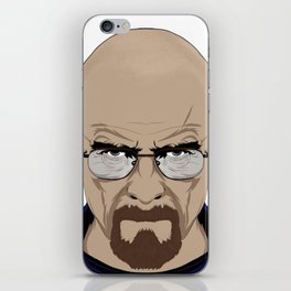 Hisenberg iPhone Skin