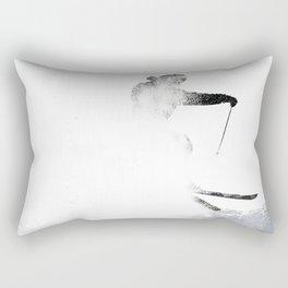 Oystein Braaten - innrunn switch'n Rectangular Pillow