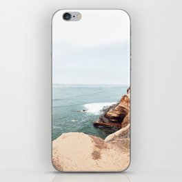 Cliffside Stairs iPhone Skin