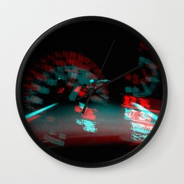 degenerated speed Wall Clock
