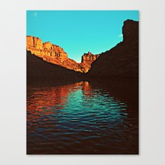 Deep Reflections Canvas Print