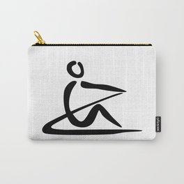 Rowing Logo 1 Carry-All Pouch
