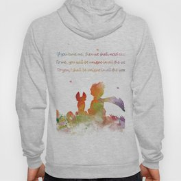 Little Prince Fox Hoody