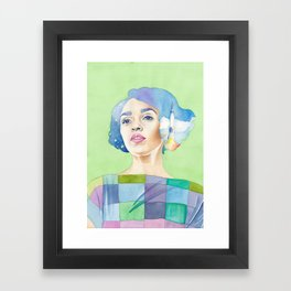 Mary Jackson Hidden Figures Framed Art Print