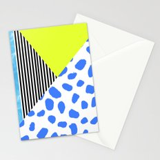 Post Modern Summer Stationery Cards