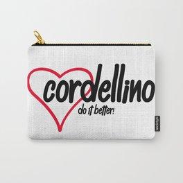 CORDELLINO Carry-All Pouch