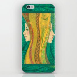 Summer / Dryads iPhone Skin