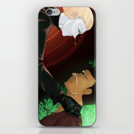 Always Victorious iPhone Skin