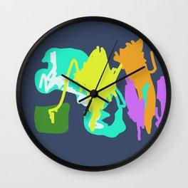 k&JArt Wall Clock